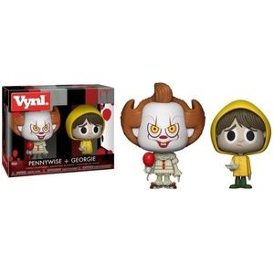 Funko Vynl! It Pennywise And Georgie Vinyl